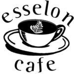 Logo for esselon cafe